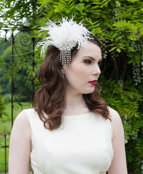 Fascinators; let's fascinate