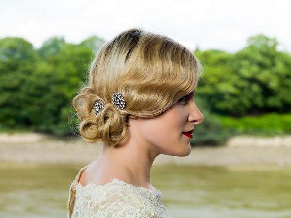 Bruidskapsel_vintage