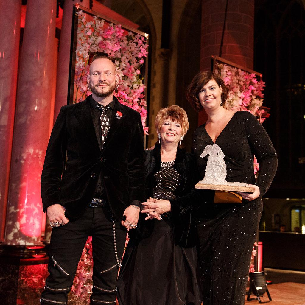 Dutch Wedding Awards winnaar 2014