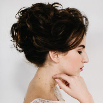 Minimalist bridal inspiration shoot